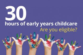 30 Hours Childcare – Summer Term